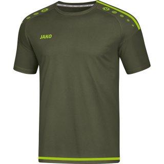 khaki/neongrün Farbe