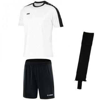 weiß/schwarz  - schwarz - schwarz Farbe