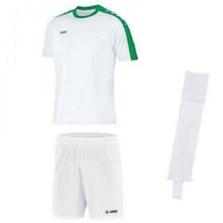 weiß/sportgrün - weiß - weiß Farbe