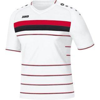 weiß/rot/schwarz Farbe