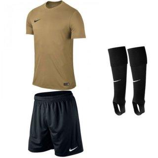 jersey gold/black - black - black Farbe
