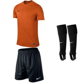 safety orange/black - black - black Farbe