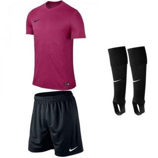vivid pink/black - black - black Farbe