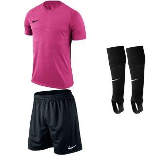 vivid pink - black - black Farbe