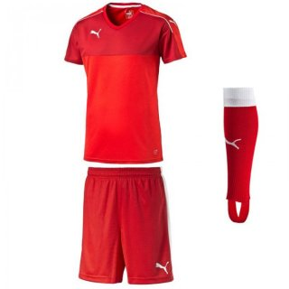 puma red-white - red - red Farbe