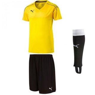 cyber yellow/black - black - black Farbe