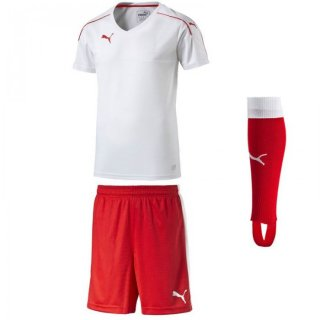 white/puma red - red - red Farbe