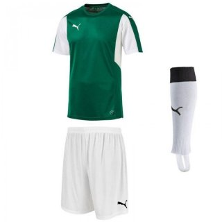 power green-puma white - white - white Farbe