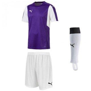 prism violet-puma white - white - white Farbe