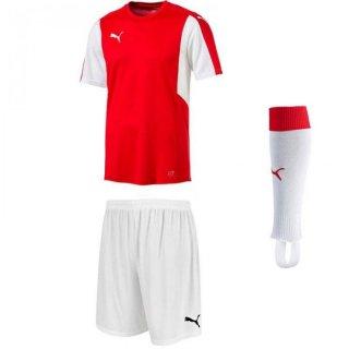puma red-puma white - white - white Farbe