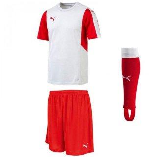 puma white-puma red - red - red Farbe