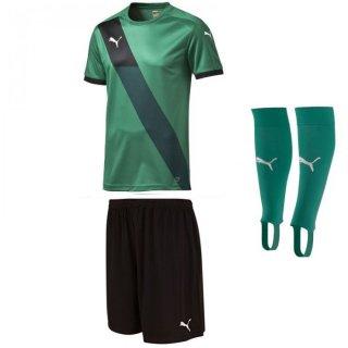 green - black - green Farbe