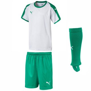 puma white - pepper green - pepper green Farbe