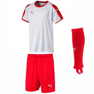 puma white - puma red - puma red Farbe