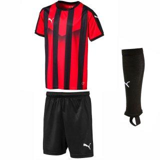 puma red - puma black - puma black Farbe