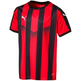 puma red-puma black Farbe