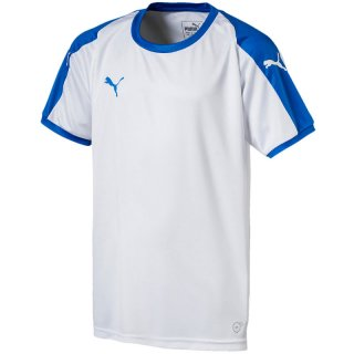 puma white-electric blue Farbe