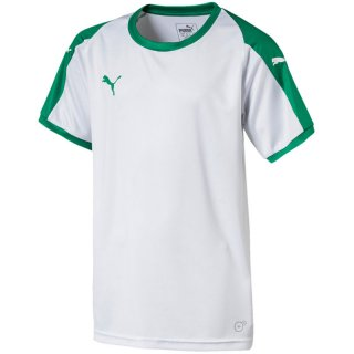 puma white-pepper green Farbe