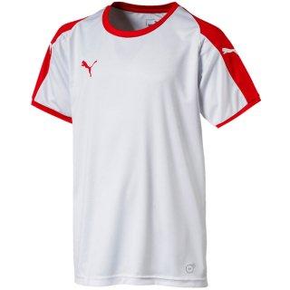 puma white-puma red Farbe