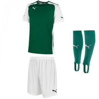 05 green - white - green Farbe
