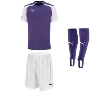 10 violet - white - violet Farbe