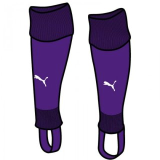 team violet-white Farbe