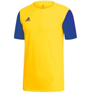 yellow/bold blue Farbe