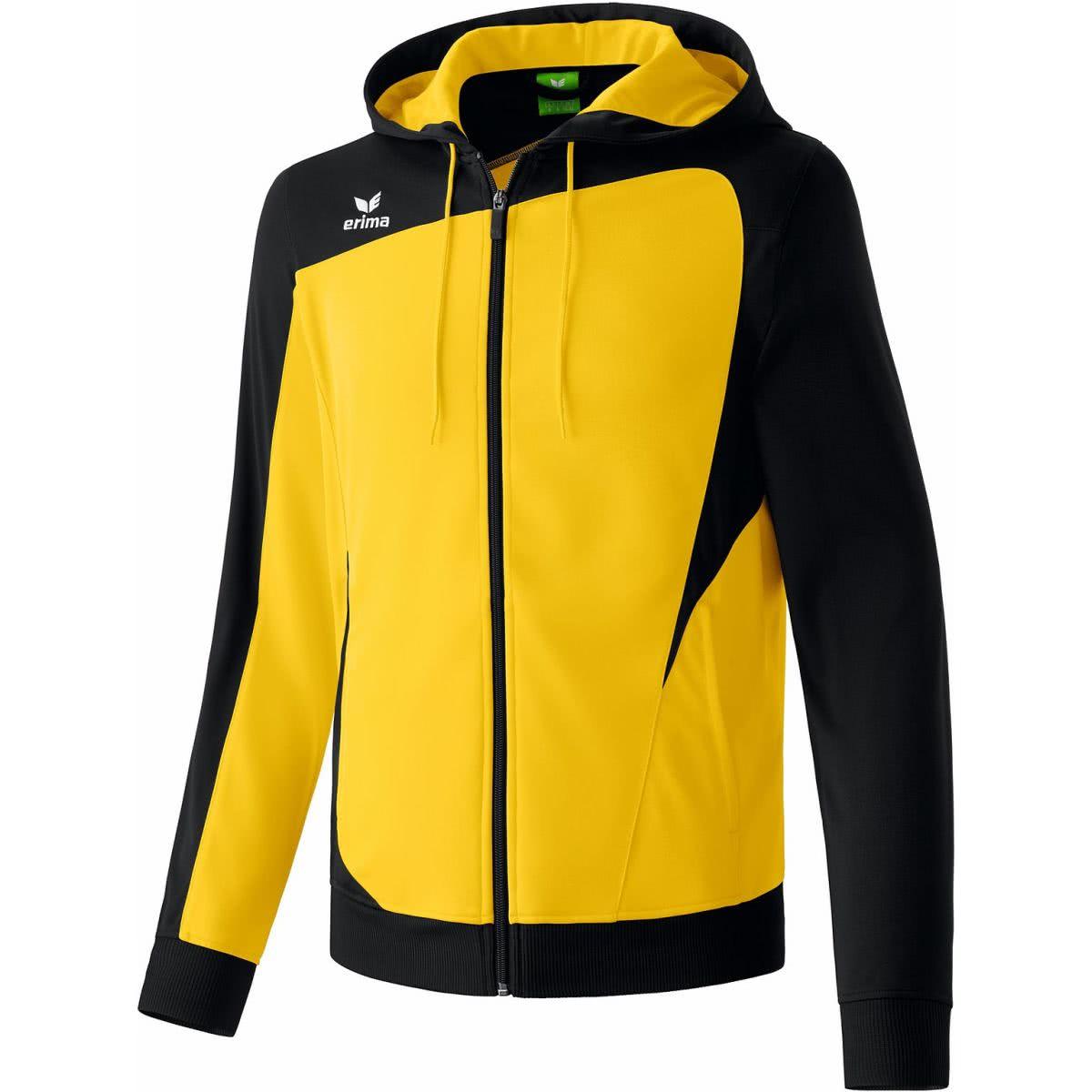 schwarz gelbe trainingsjacke mit kapuze sportartikel und fussballschuhe news. Black Bedroom Furniture Sets. Home Design Ideas