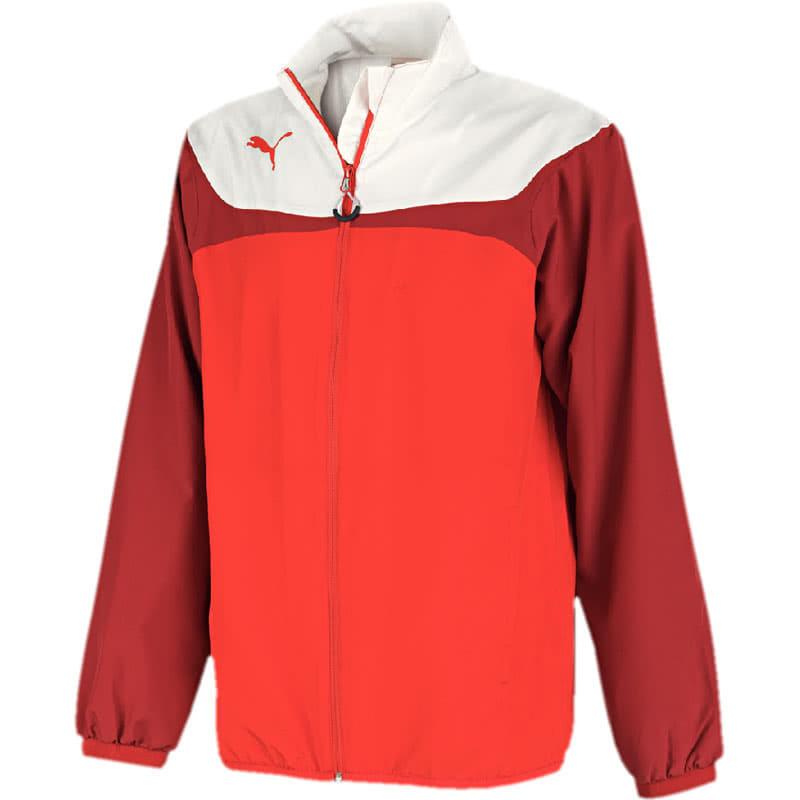puma trainingsanzug rot