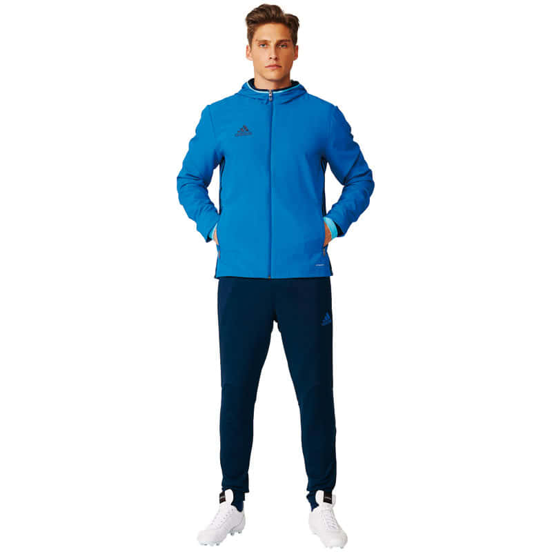 Adidas Condivo 16 Präsentation Anzug Trainingsanzug