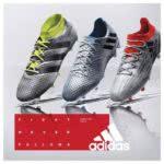 Das Adidas Mercury Pack mit dem Adidas X 16.1