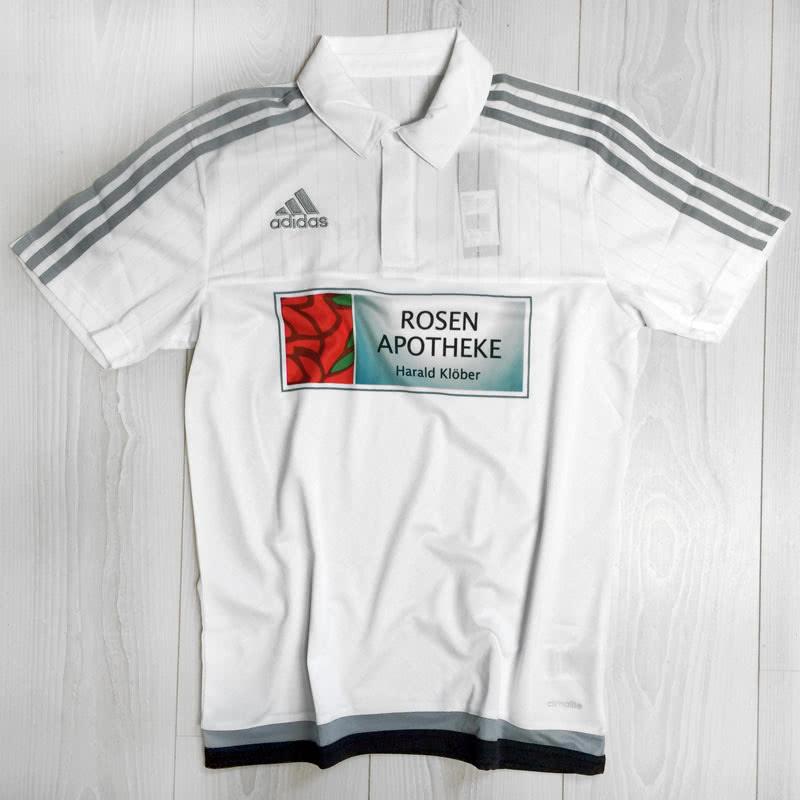 Adidas Poloshirts mit Druck in Farbe - VSV Hohenbostel ...