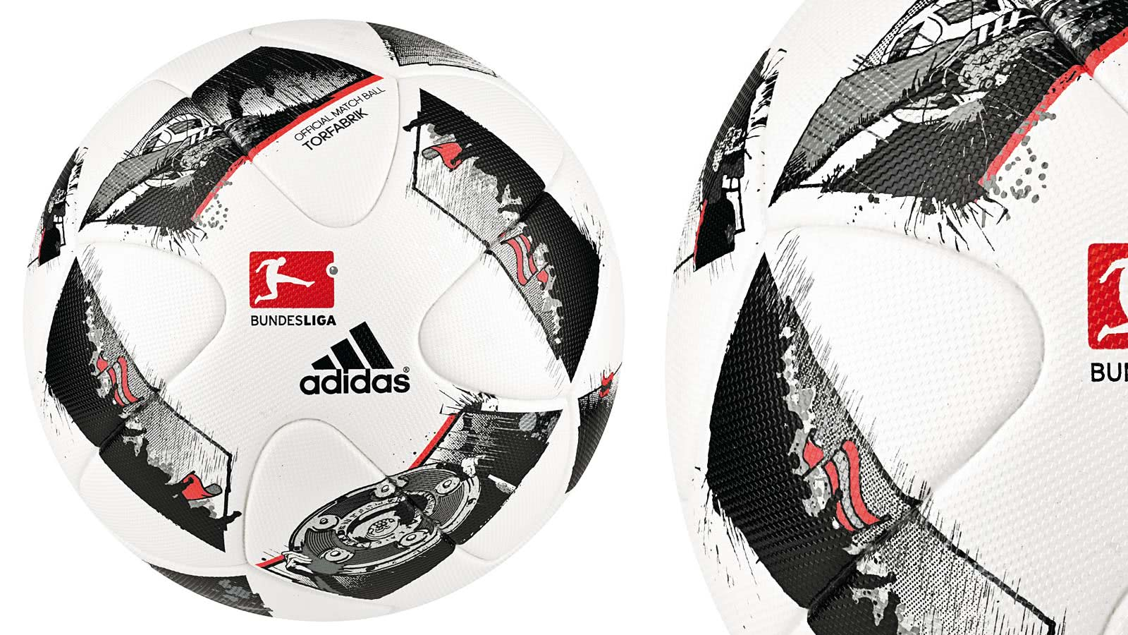 best cheap new styles on wholesale Adidas Torfabrik 2016/2017 der Bundesliga Ball