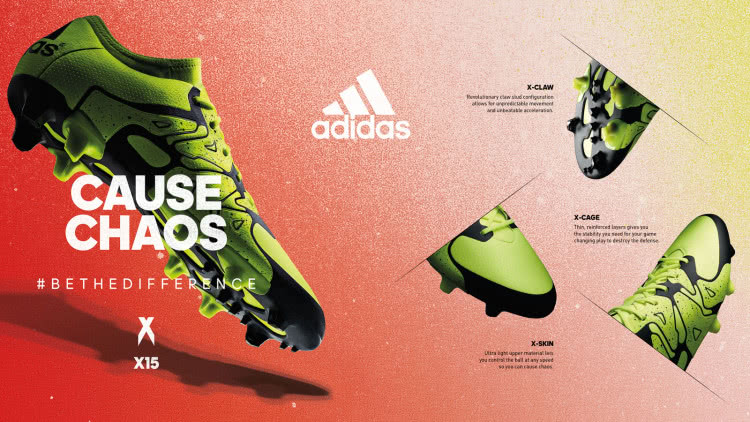 Adidas X 15 Schuhe