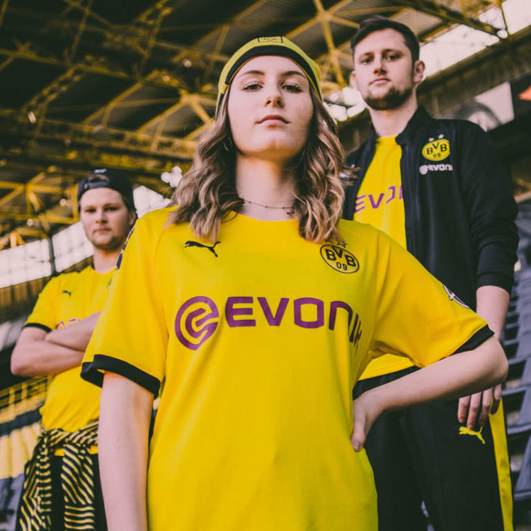 Das BVB 2019/2020 Fan Jersey