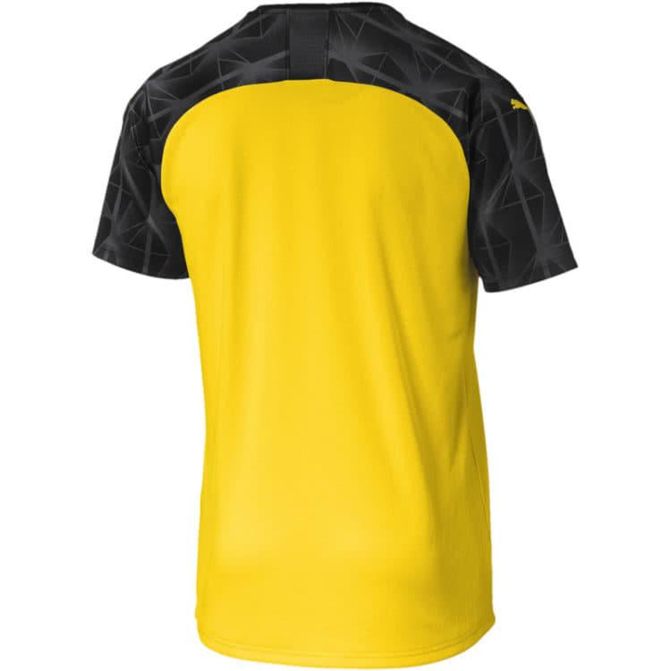 Borussia Dortmund Trikot mit freiem Rücken