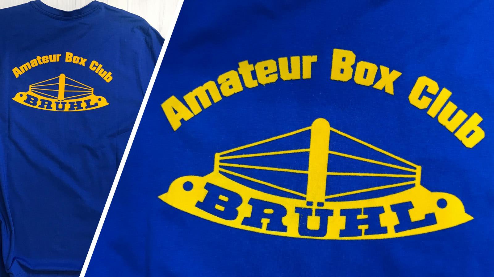Die Box T-Shirts des Box Club Brühl