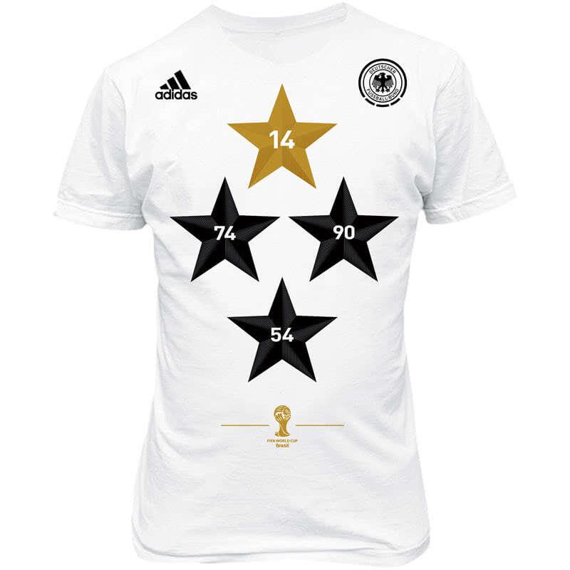 Weltmeister T-Shirt der Nationalmannschaft