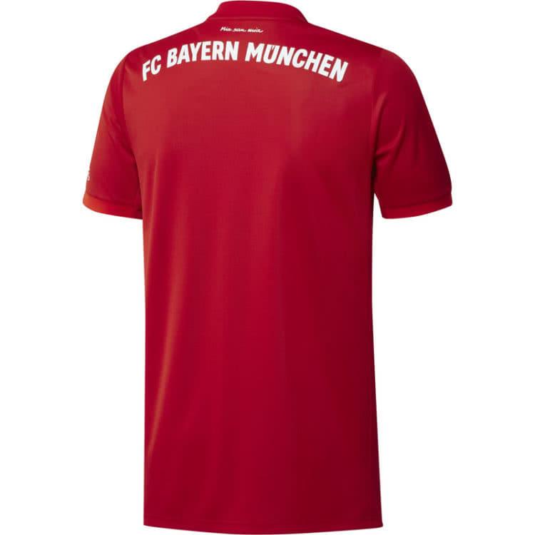 Das Bayern München Home Jersey 2019/2020