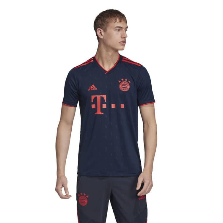 Das FC Bayern Trikot CL 2019 2020