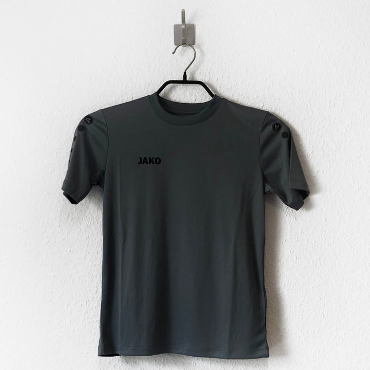 Das Jako Shirt / Trikot als Fußball Camp Shirt