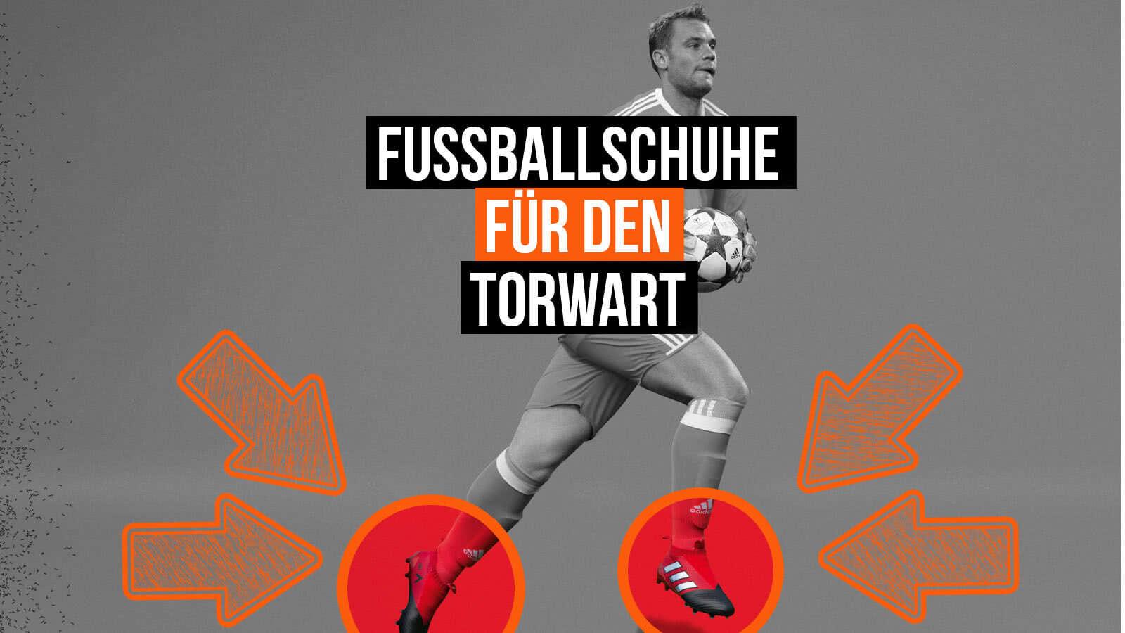 Empfehlungen für Fußballschuhe der Torhüter. Torwart Fußballschuhe