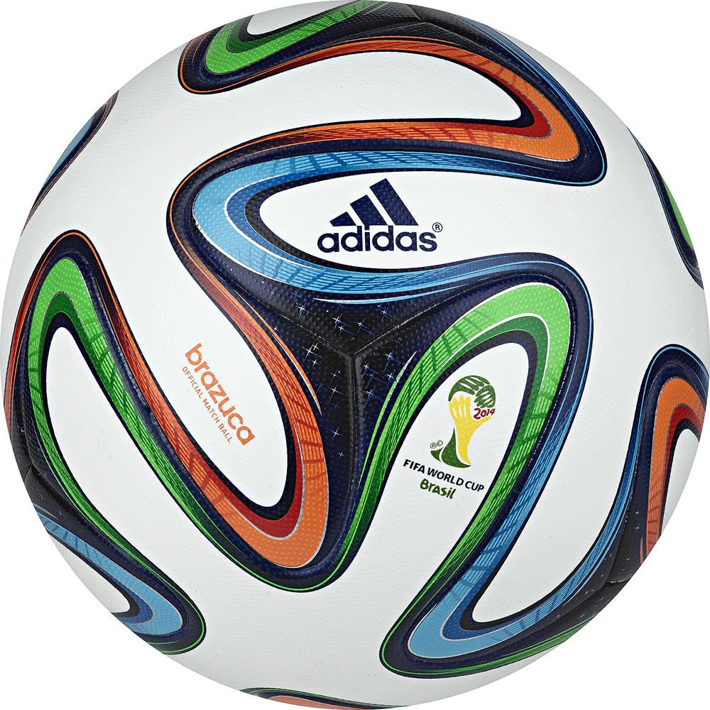 Adidas Brazuca OMB Spielball