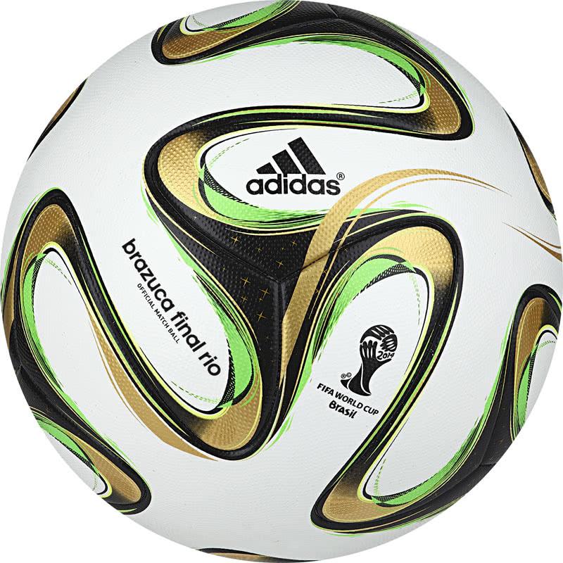 Adidas Brazuca Finale Rio Spielball