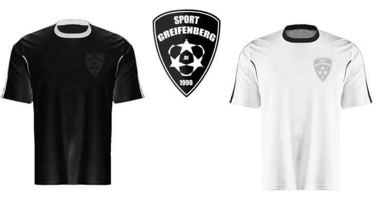 Die ghostbadge Vereinslogo Bedruckung für Trikots und Sportbekleidung