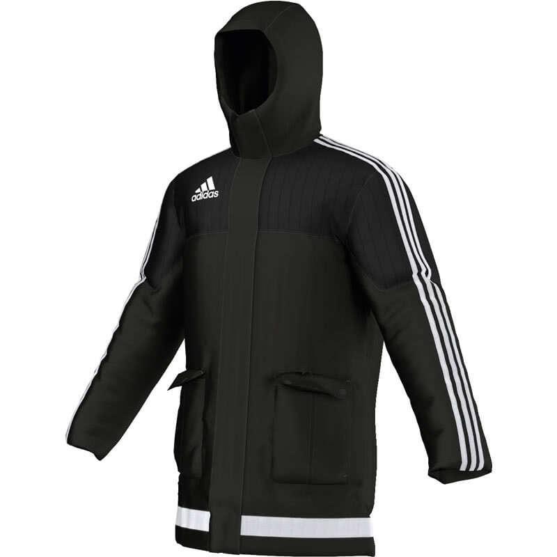 Sport adidas Tiro 19 Allwetterjacke Jacket Kids Schwarz