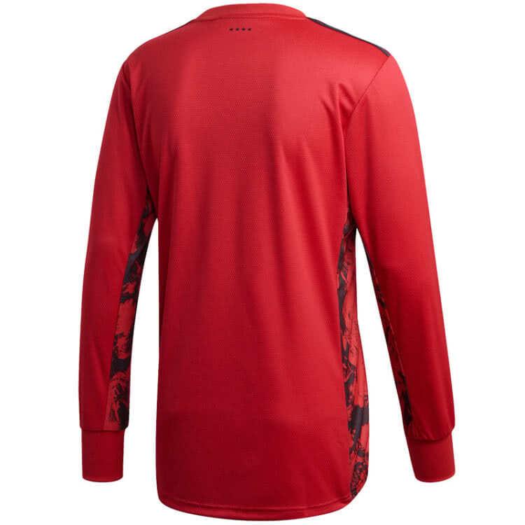 Das rote Manuel Neuer Trikot der Nationalmannschaft für 2020 2021