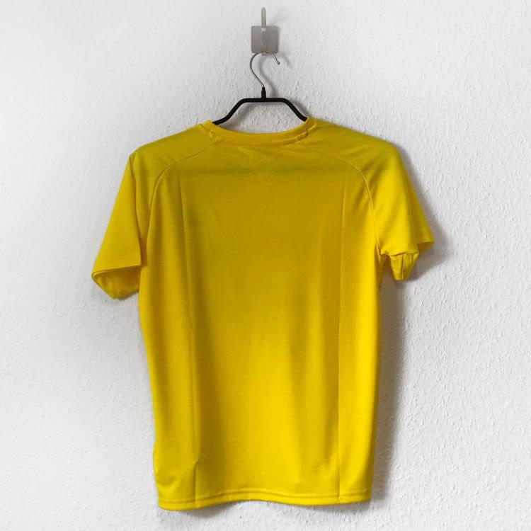 Die gelbe Meister T-Shirts von Puma