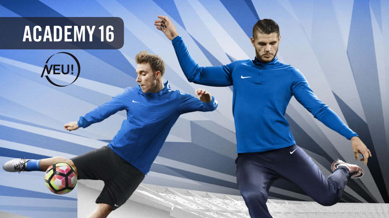 Nike Fußball Katalog