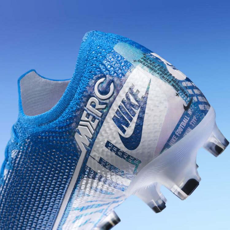 der neue Look der Nike Mercurial Superfly 7 und Vapor 13